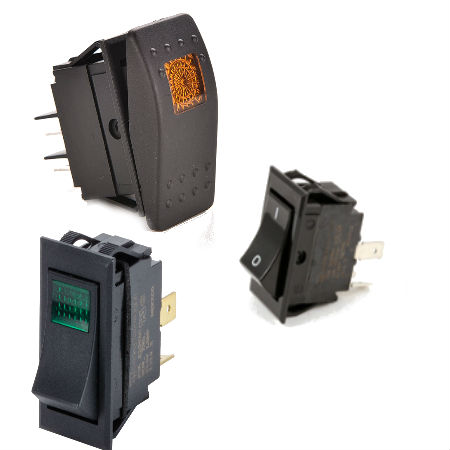 Lincoln Electrical Switches