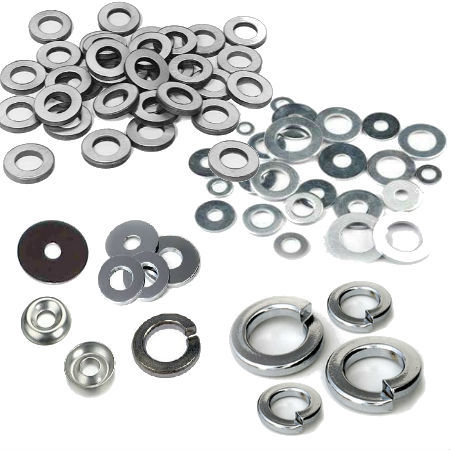 Helical Spring Washers