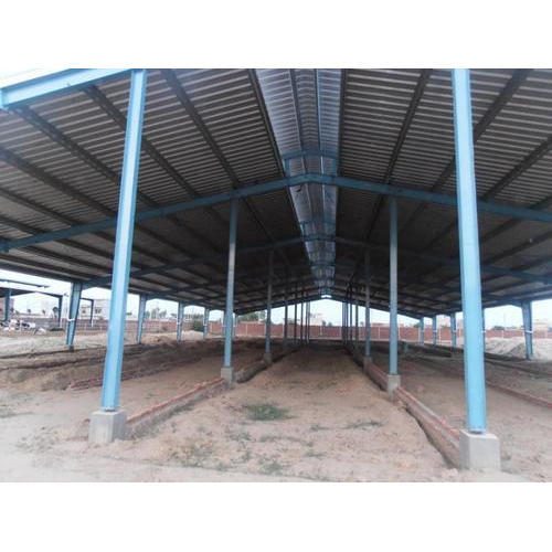 Susal Dairy Farm Shed