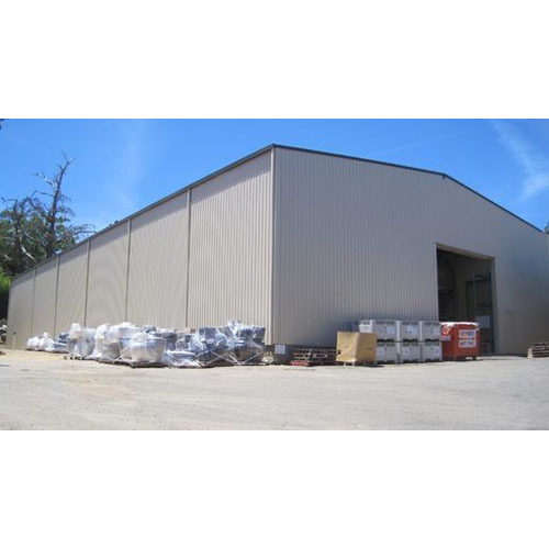 Warehouse Storage Shed