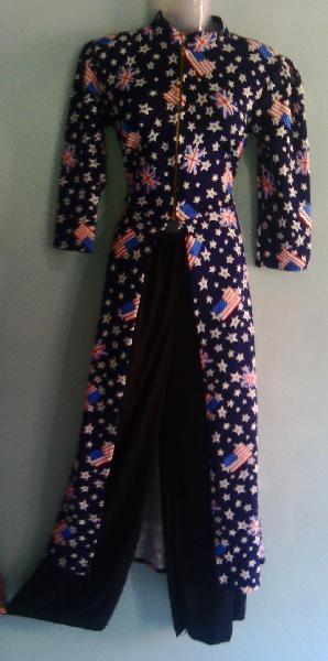 Turkey Cape Dresses