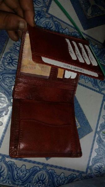 Mens Leather Wallet 03