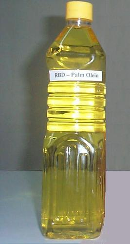 Refined RBD Palm Olein Oil