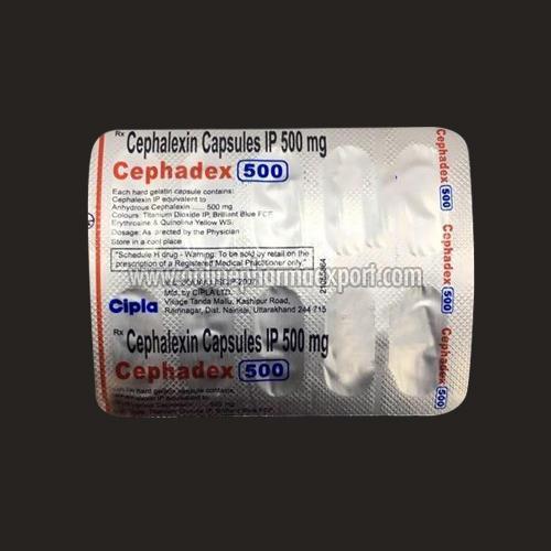 Cephadex Capsules