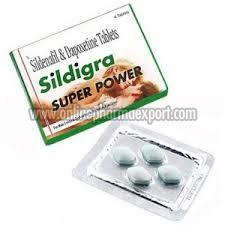 Sildigra Super Power Tablets