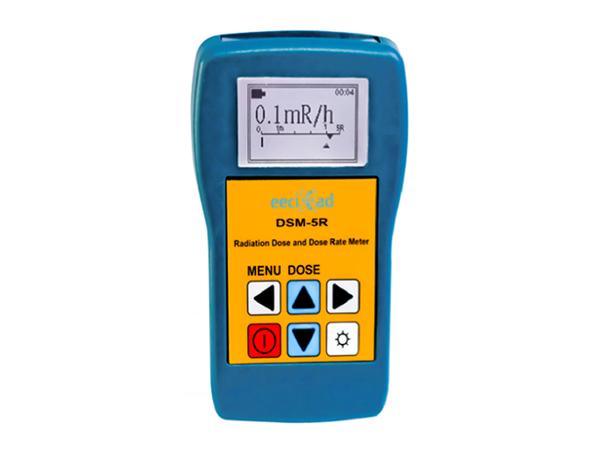 Dose & Dose Rate Meter DSM-5R