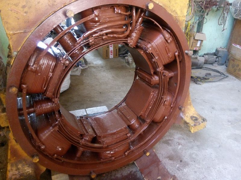 DC Motor Rewinding Services