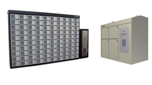 Intelligent Lockers Management Systems