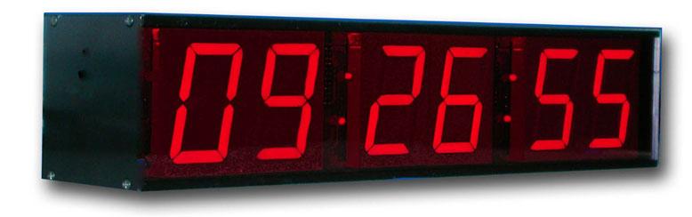 time displays