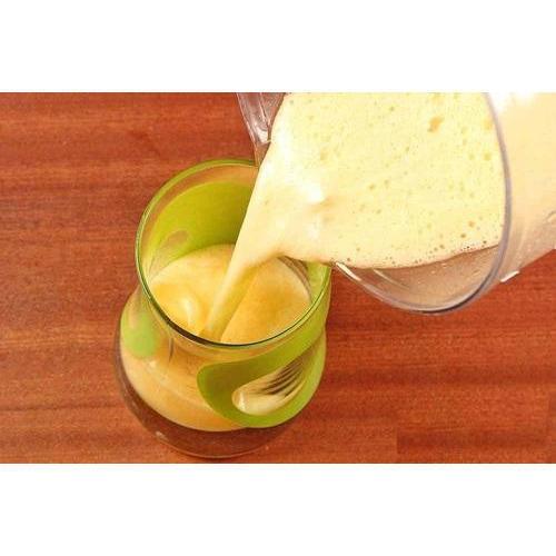 Organic Orange Aloe Vera Juice