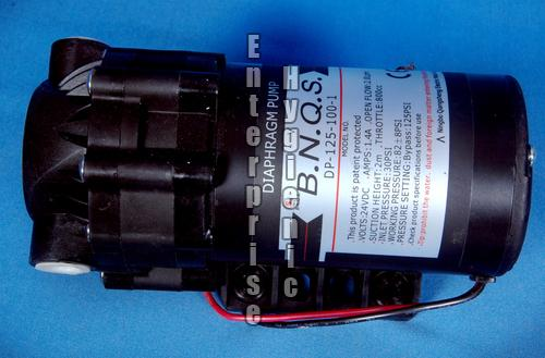 RO System Booster Pump 01