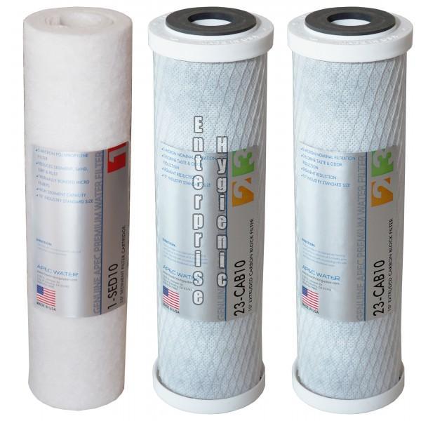 RO System Filter Set 02