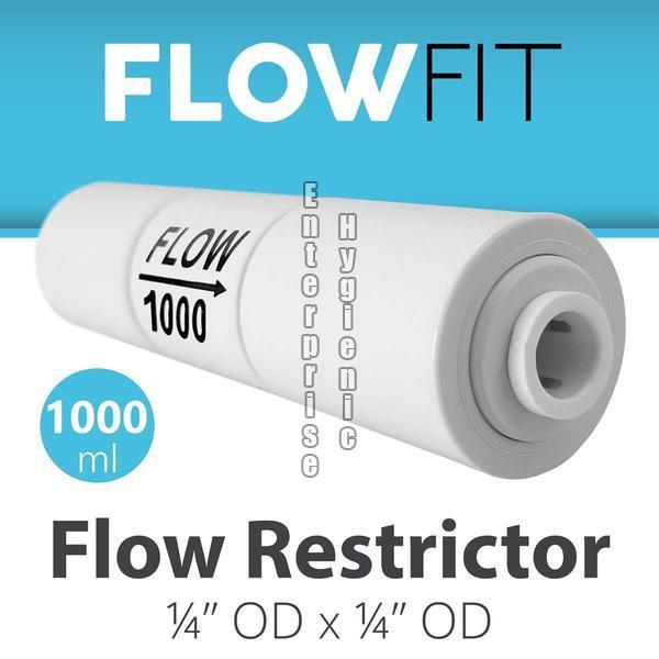 RO System Flow Restrictor
