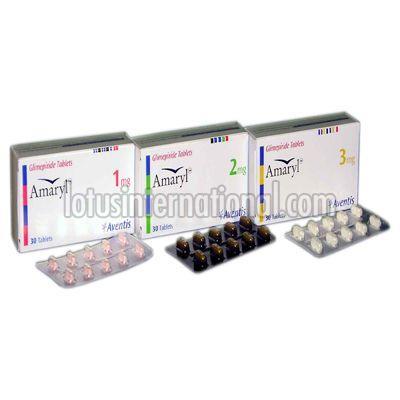 Amaryl Tablets