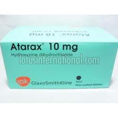 Atrax 10 Tablets