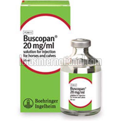 Buscopan Injection