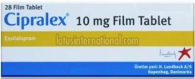 Cipralex Tablets