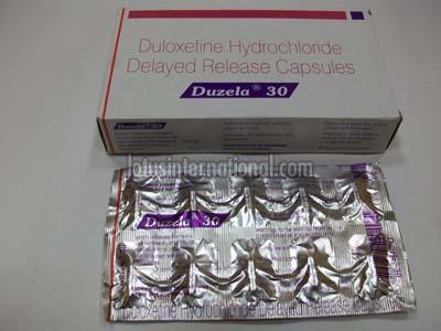 Duzela-30 Capsules