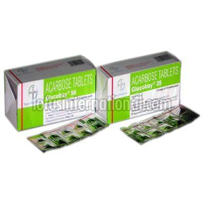 Glucobay Tablets