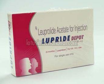 Lupride Depot Suspension