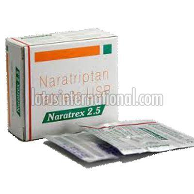 Naratrex 2.5 Tablets