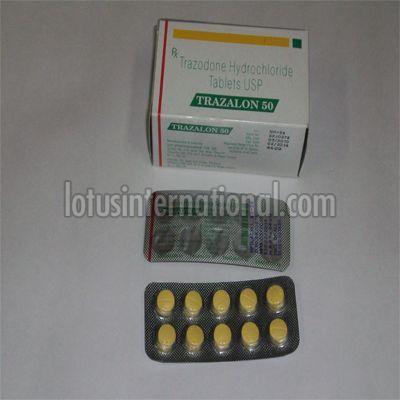 Trazalon 50 Tablets