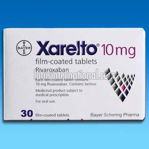 Xarelto Tablets