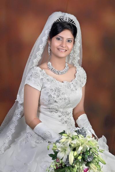 Christian Wedding Dress Manufacturer Supplier in Jaipur India