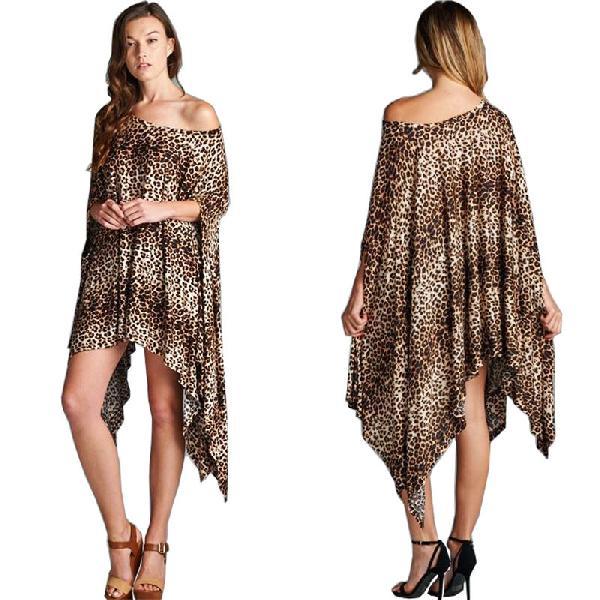 Ladies Poncho Dress