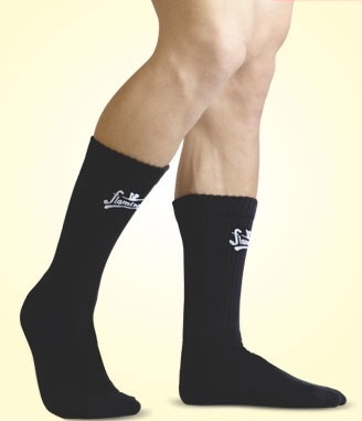 Flamingo Diabetic Socks