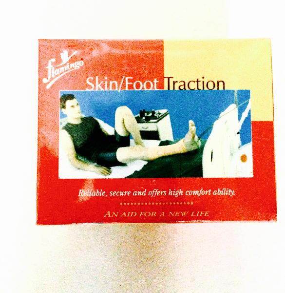 Flamingo Skin Foot Traction Kit