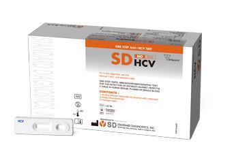 SD HCV Test Kit