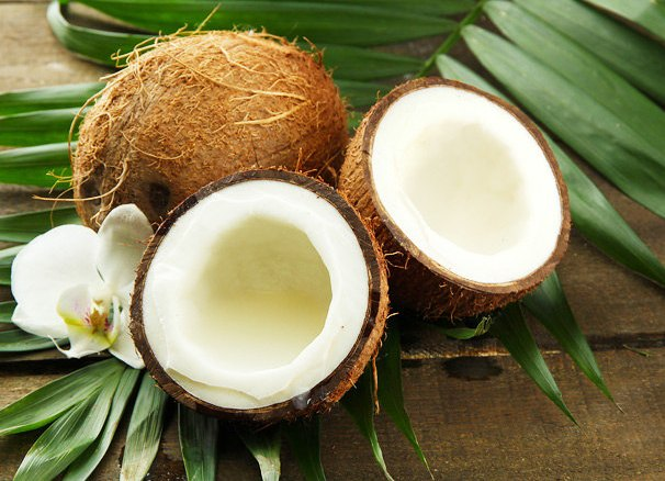 Fresh Coconut 01