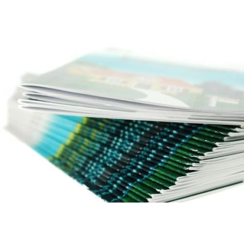 Booklets Miami Magazine Offset Printing Services