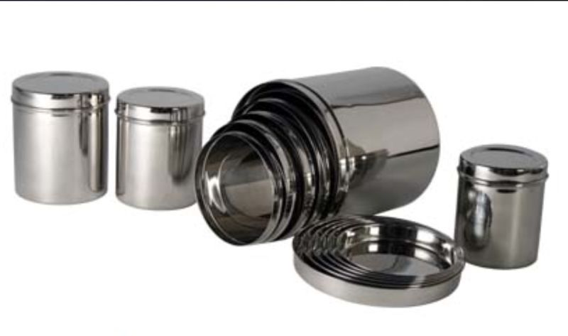 Stainless Steel Container 01