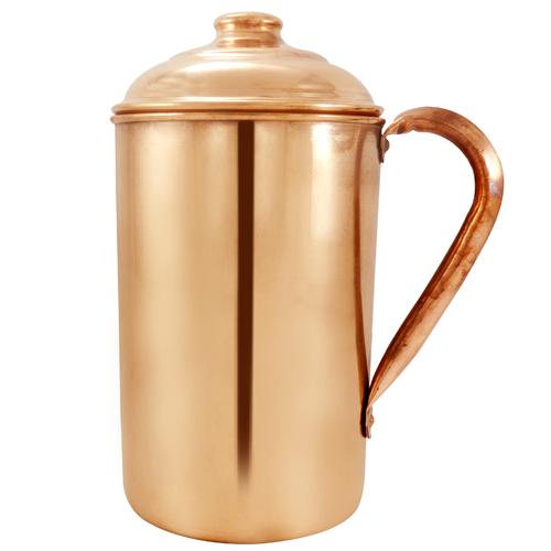 Copper Simple Jug