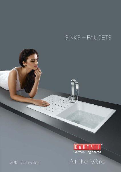 Carysil Kitchen Sink 01