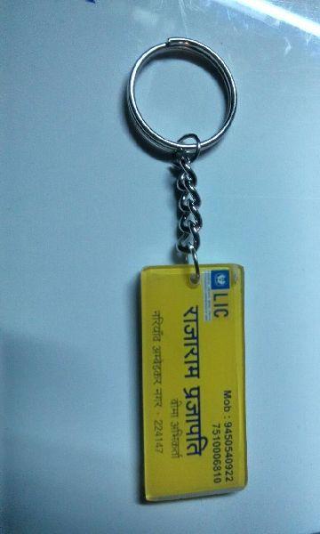 Acrylic Keychain 04