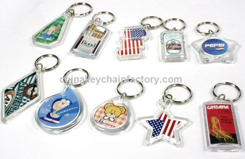Acrylic Keychain 06