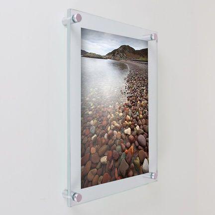 Acrylic Photo Frame 01