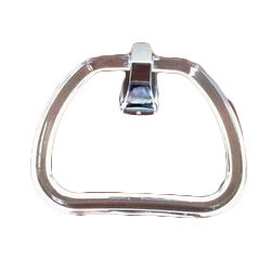 Acrylic D Shaped Towel Ring