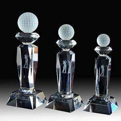 Acrylic Business Trophy