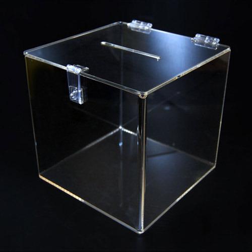 Ballot Acrylic Box