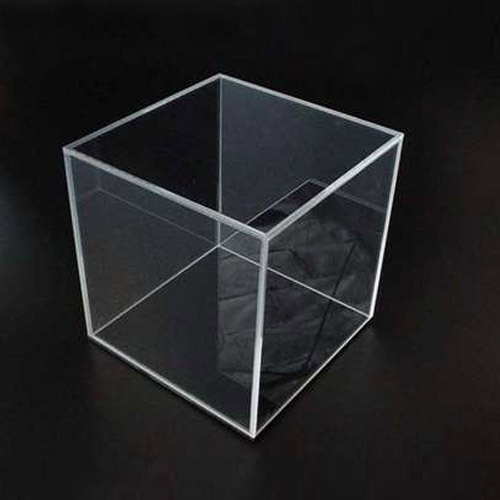Cube Acrylic Box
