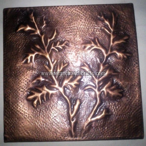 7046 Copper Tiles