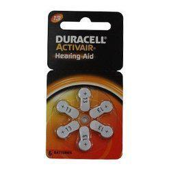 Duracell Activair Hearing Aid Battery