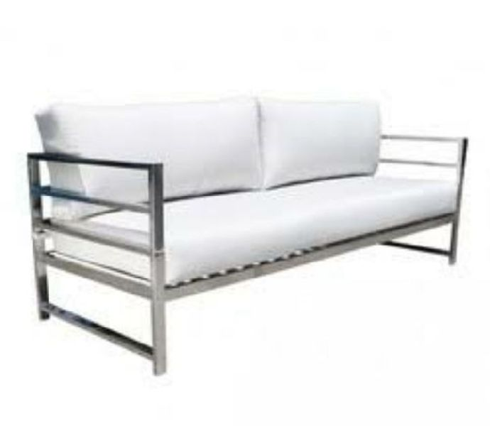 Stainless Steel Sofa Set 05