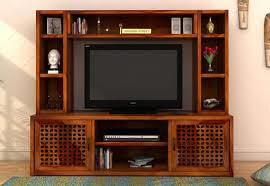 Wooden TV Unit 01