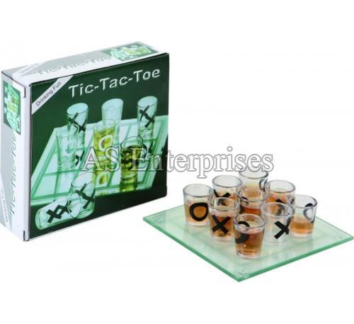 Drinking Tic Tac Game Set