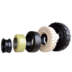 Forklift Light Tires
